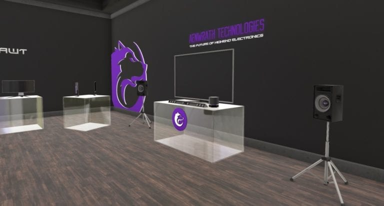 Showroom für Technik