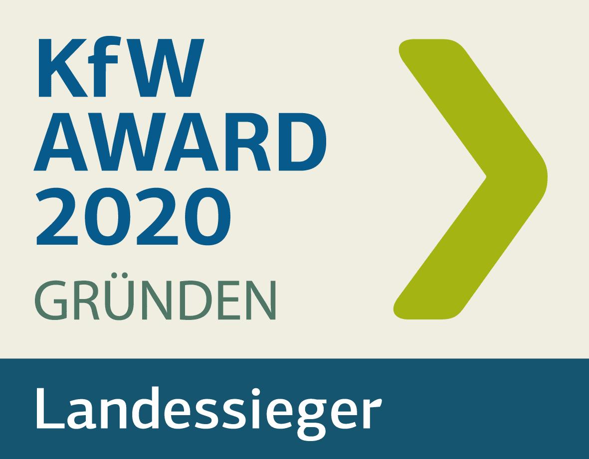 Logo KfW Award