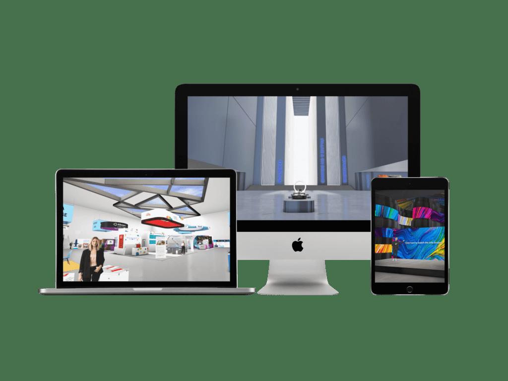 MICE-Plattform auf allen Endgeräten
