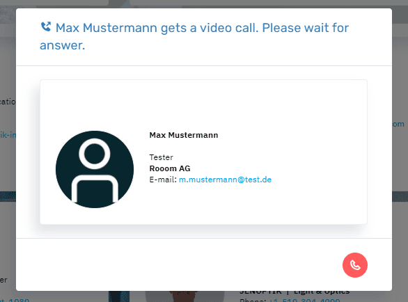 Video Call Expo-X